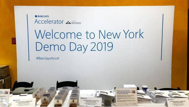2019 New York Barclays Accelerator, powered by Techstars
