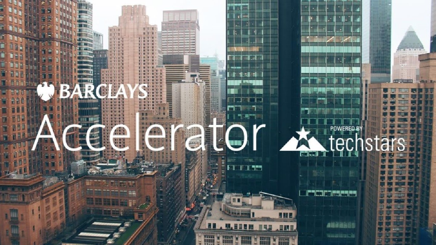 2020 New York Barclays Accelerator, powered by Techstars