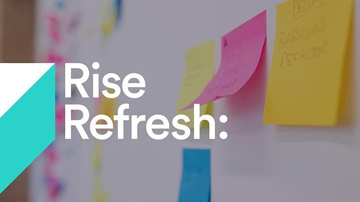 Rise Refresh: The Art of Doing Nothing