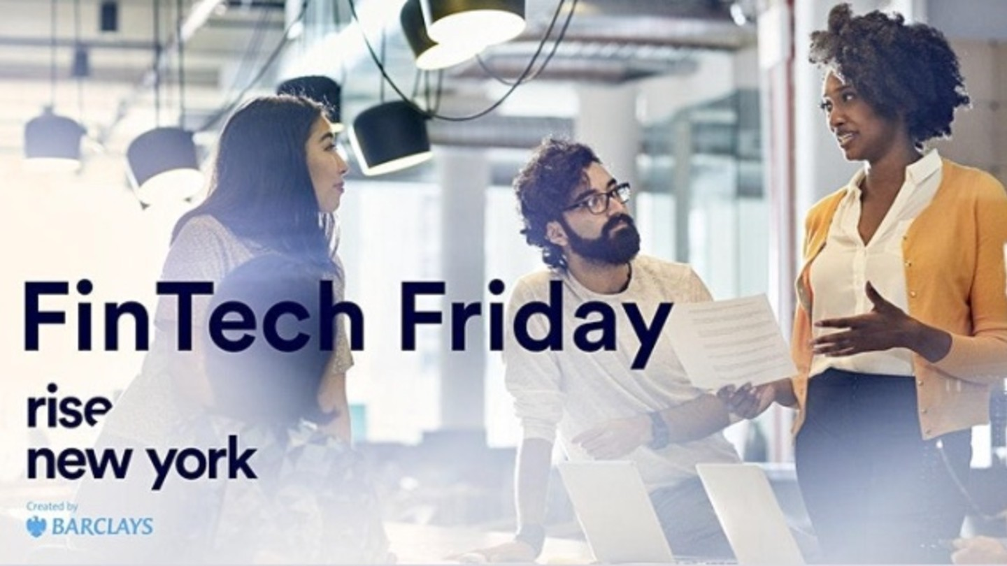 Female Founders FinTech Friday