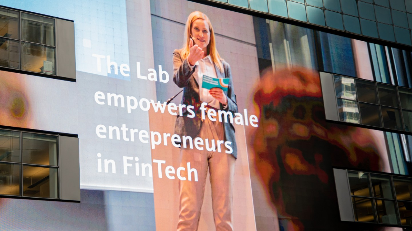 Female Innovators Lab by Barclays and Anthemis