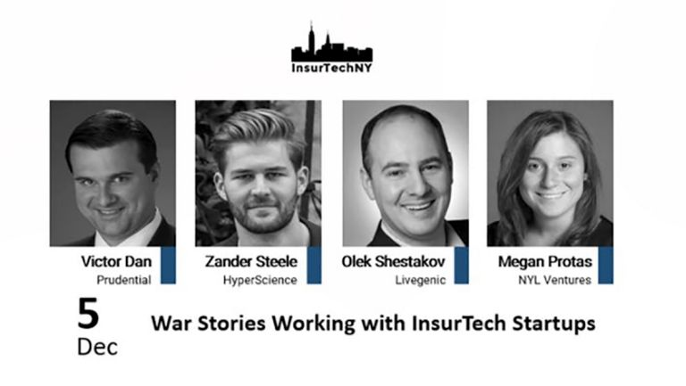 InsurTech NY: War Stories Working with InsurTech Startups