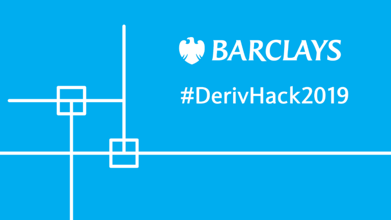 Barclays DerivHack is back, bigger and more ambitious than ever!