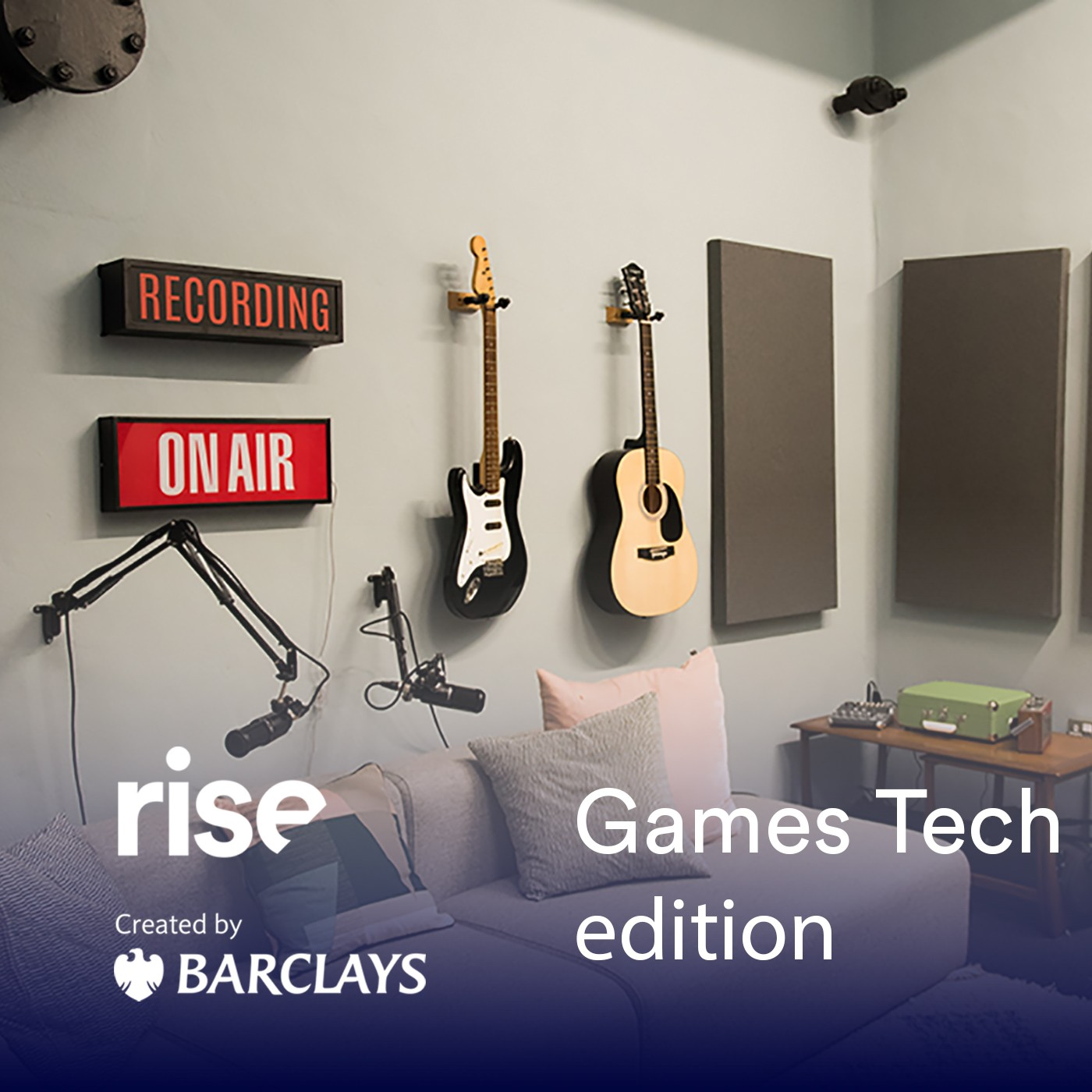 Rise FinTech Podcast, games tech edition