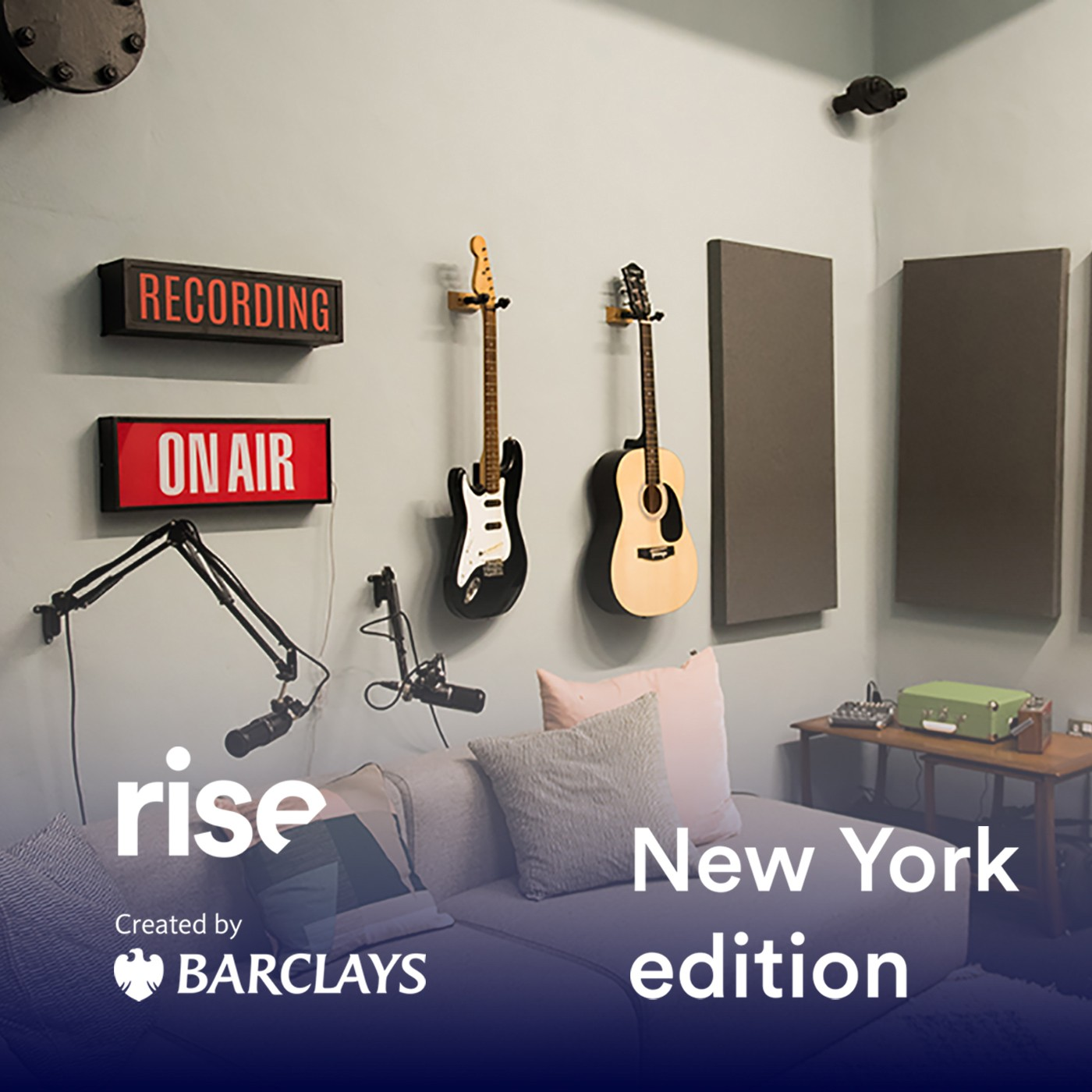 New York edition of the Rise FinTech Podcast
