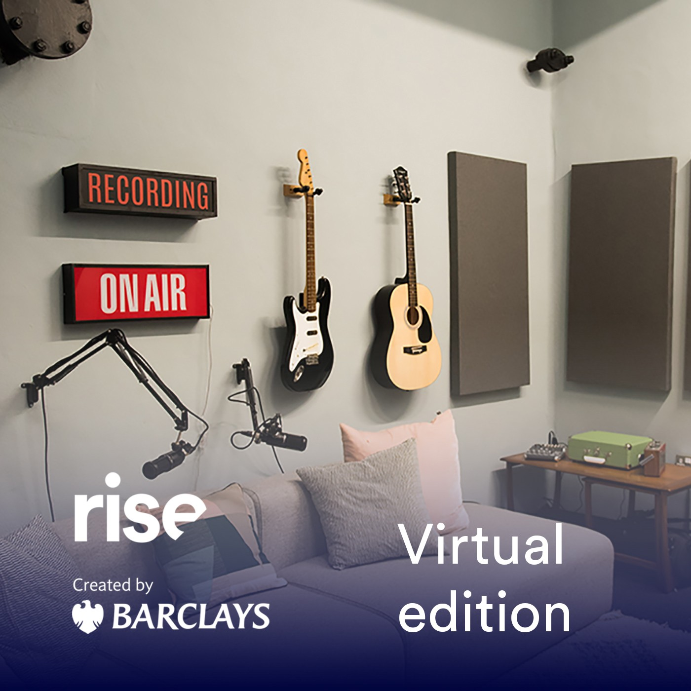 Rise FinTech podcast virtual edition