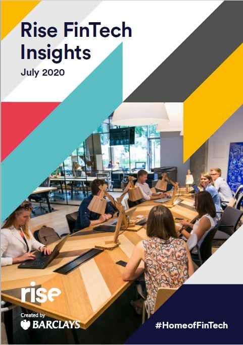Rise FinTech Insights Report front page