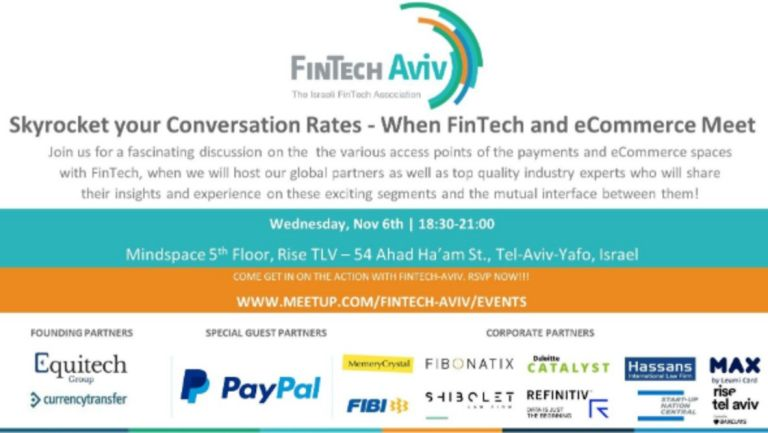 Skyrocket your Conversation Rates - When FinTech and eCommerce Meet